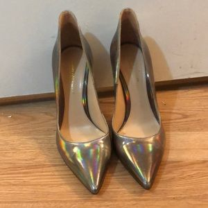 Gianvito Rossi metallic pumps. Size 37